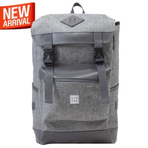 Visval CANYON CHARCOAL Backpack / Tas Ransel Laptop Pria Wanita Retro