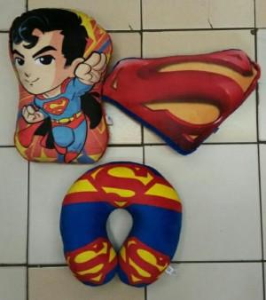 Bantal Superman Diskon