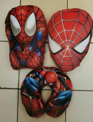 Bantal Spiderman Limited