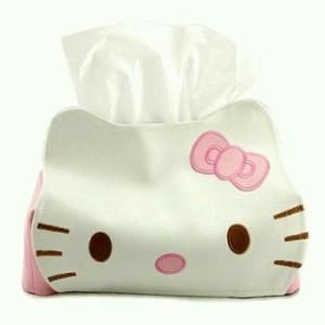 Kotak Tissue Hello Kitty Tempat Tisu Unik Limited