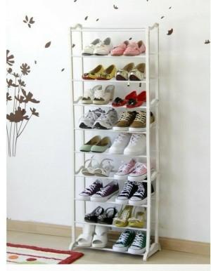 Amazing Shoes Rak 10 Tingkat (Rak Sepatu Ajaib) Murah