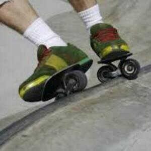 papan skateboard mini kotak