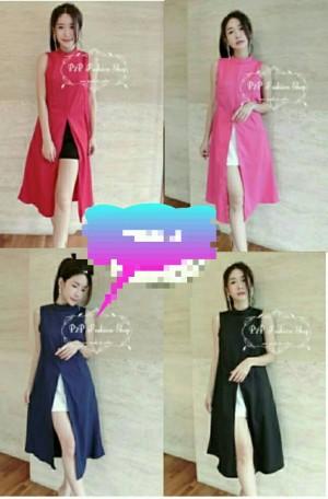 BV3865H - Venesia Long blouse/dress