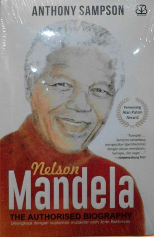 NELSON MANDELA THE AUTHORISED BIOGRAPHY