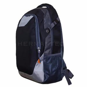 NEW Hermantech Backpack / Tas Ransel - Hitam LZD