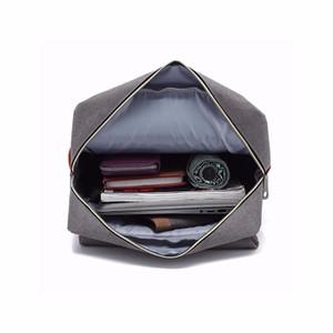 NEW Tas TR3 Laptop Ransel Kanvas - Blue , Martinversa LZD