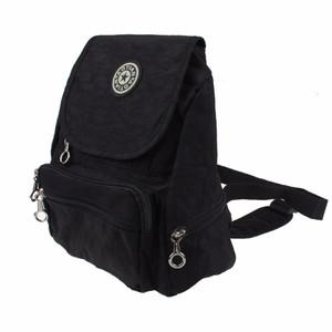 NEW Nylon leisure Backpack Rucksack School Satchel Hiking Bag Bookbag