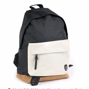 NEW Garucci Tas Ransel/ Bag Packer Pria-Dinier Taw 5000 - Hitam Cream