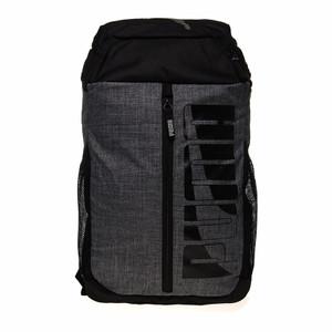 NEW Puma Deck Backpack II - Puma Hitam-Fabric Mix LZD