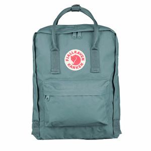 NEW Fjallraven Kanken Classic Backpack (Frost Green) LZD