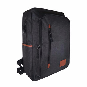 NEW Polo Power Tas Ransel 13181-16 Korean Design Original - Grey + Rai