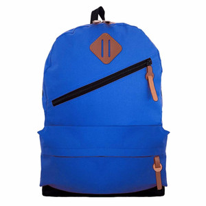 NEW Bag & Stuff Rookie Tas Ransel Kasual - Biru LZD