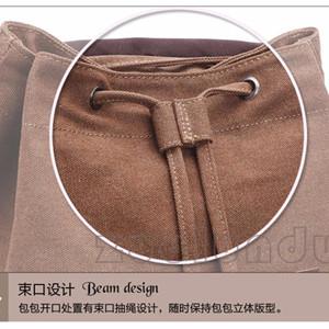 NEW Bag Fashion Mens Tas Punggung Tas Laptop [Coklat] LZD