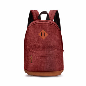 NEW QuincyLabel Bag Backpack - Maroon LZD