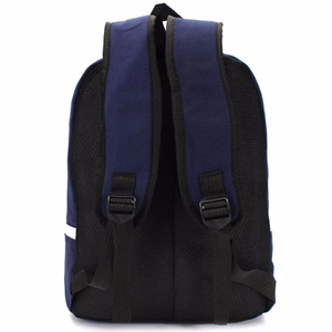 NEW Colorful Canvas Backpacks Rucksacks School Bags blue LZD