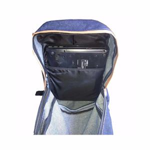 NEW Athar BP3 Unisex Tas Ransel Backpack -Laptop - Denim - Murah & Erg