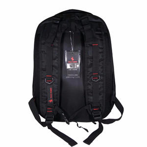 NEW Polo Power Tas Ransel PP6627-20 Jumbo Original - Black + Gratis Ge