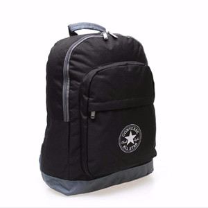 NEW Tas Converse Backpack Regular (Black) LZD