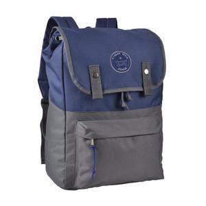NEW CBR SIX Tas Ransel Backpack Sekolah Kuliah Kerja Best Seller - Abu