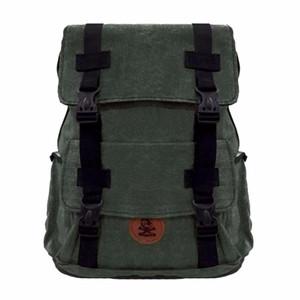 NEW Bag & Stuff Canvas Galileo Muddy Backpack - Muddy Olive LZD