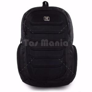 NEW Gear Bag Aligator Labtop Backpack Black + FREE Raincover + Cano Tr