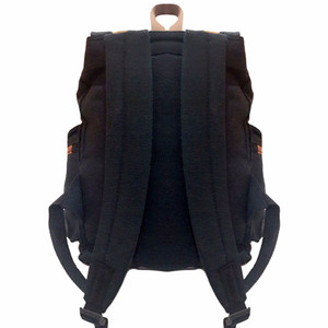 NEW Respect Asterix Negro Backpack - Hitam LZD