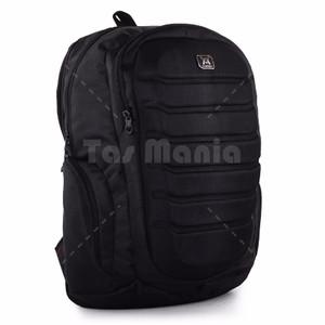 NEW Gear Bag Aligator Labtop Backpack Black + FREE Raincover + FREE Ca