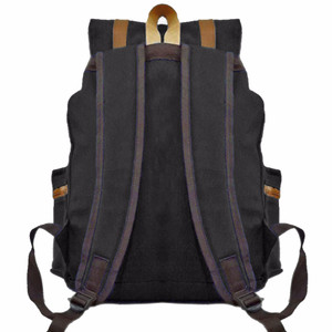 NEW Respect Canvas Asterix Backpack - Hitam LZD