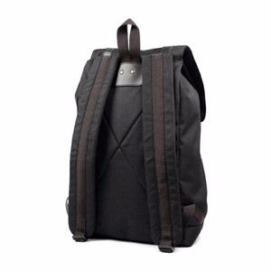 NEW Visval Tas Ransel Laptop Backpack Royale Black LZD