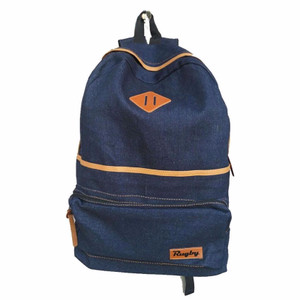 NEW Aluz BPL2 Unisex Tas Ransel Backpack -Laptop - Denim - Murah & Erg