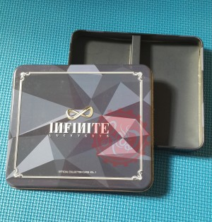 Infinite Official Card Case Collection Card vol.1 Lucky Guys