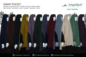 Smart Pocket Khimar