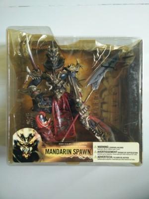 Spawn Series 28 Mandarin Spawn 2 | Spawn Regenerated | TRI Card