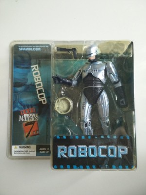 Movie Maniacs Series 7 | Robocop | US card