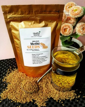 Methi Seeds ( Pembesar Payudara & Pelangsing Alami )