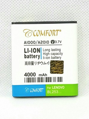 Baterai BL253 COMFORT Double Power for LENOVO A1000/A2010