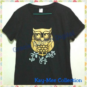 Baju Kaos Tshirt OWL (1)
