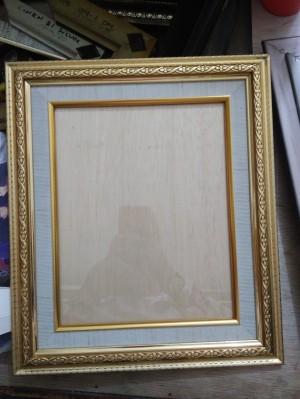 Frame Foto Lukisan Ukuran 20 X 25 Cm