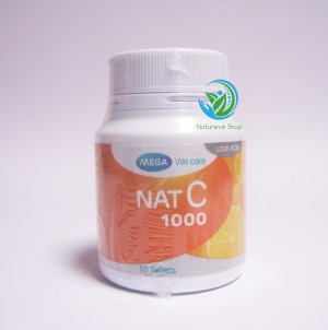 Nat C 1000 Mega We Care Original asli bukan palsu
