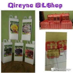 Mawar Laundry paket Gojek 15 botol