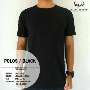 KAOS OBLONG BALAD / KAOS POLOS / BAJU DISTRO / ATASAN / CLOTHING