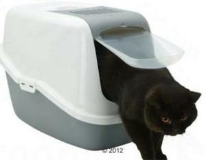 Cat Closed Toilet/Litter Box Tertutup  sc 1 st  Tokopedia & Jual Cat Closed Toilet/Litter Box Tertutup - Bergamo Cat House ... Aboutintivar.Com