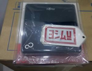 Fujitsu 8x Portable USB-External DVD RW