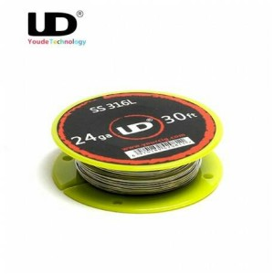 UD Ss 316L 24 ga 30 feet | Youde Stainless steel 316 l 24 awg