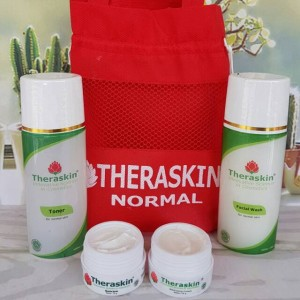 [PAKET NORMAL] CREAM THERASKIN ORIGINAL BPOM