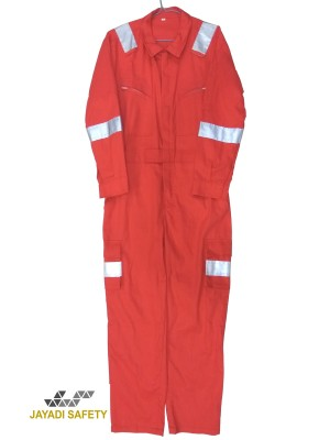 Wearpack terusan (panjang), Baju Mekanik Safety drill schotlight tebal