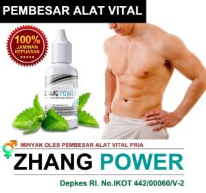 jual zhang power obat pembesar alat vital pria alami 100 aman