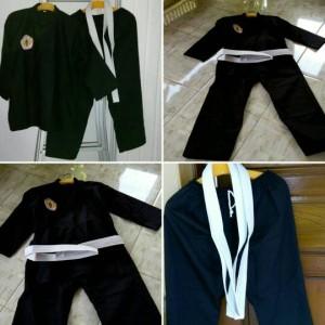 seragam pencaksilat ipsi baju pakaian silat nasional