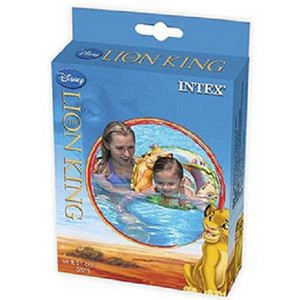 Pelampung Renang Swim Ring Lion King Disney Series - INTEX #58258