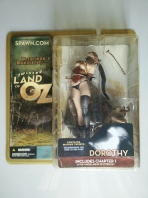 Dorothy -Thong Variant- | Twisted Land Of Oz | US Card